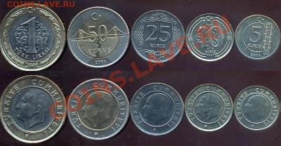 Обменник от igisevka - Турция (2009)