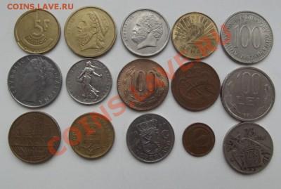 иностранные монеты 15 шт до 07.10 до 22-00 - DSCF3946.JPG