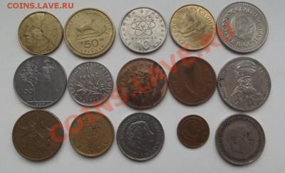 иностранные монеты 15 шт до 07.10 до 22-00 - DSCF3947.JPG