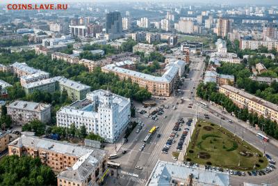 Самый красивый город в России - однушечка
