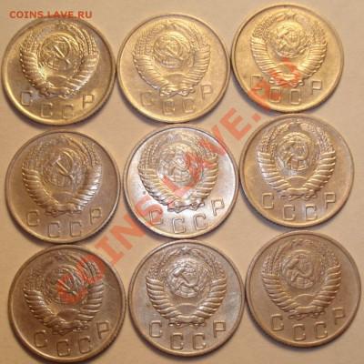 18 монет никель до 1961 г.хорошие, 07.10.11 в 21-00 МСК - 10 коп.JPG