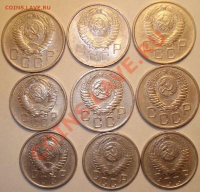 18 монет никель до 1961 г.хорошие, 07.10.11 в 21-00 МСК - 20 коп