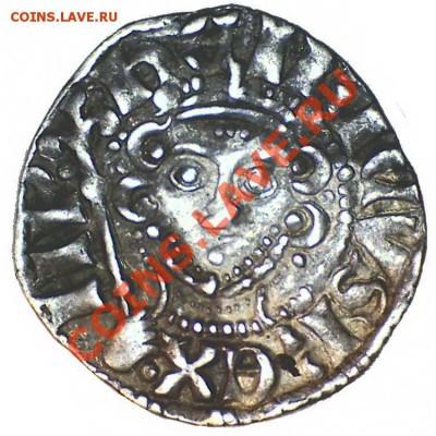 Чья британская монетка самая старая !!! - 1011031952031990203