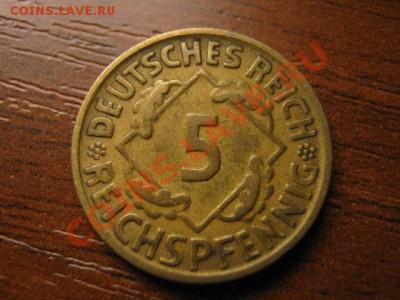 Германия Веймар 5 рейхспф. 1925 D до 07.10 в 21.00 М - IMG_1091