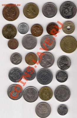 Продам иностранные монеты. - иностран1