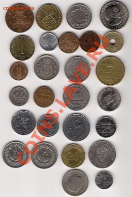 Продам иностранные монеты. - иностр2