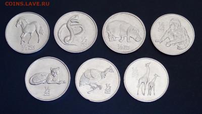 2 чона Сев. Корея 2002г 7шт животные до 19.02 в 22.00мск - IMG_20210215_131413