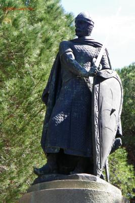 Памятник Альфоншу Энрикешу.Фото когда был в Лиссабоне. - 101_0265.JPG