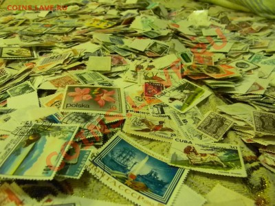 Предлагаю 35 монет Англии от 1897 года. Пенсы, Кроны,и др. - мини марки 2.JPG