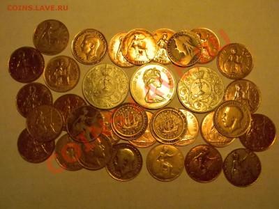 Предлагаю 35 монет Англии от 1897 года. Пенсы, Кроны,и др. - мини 2