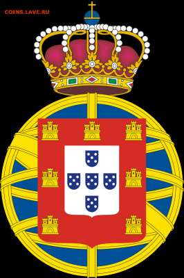 Португалия - 800px-Coat_of_arms_of_the_United_Kingdom_of_Portugal,_Brazil_and_the_Algarves.svg
