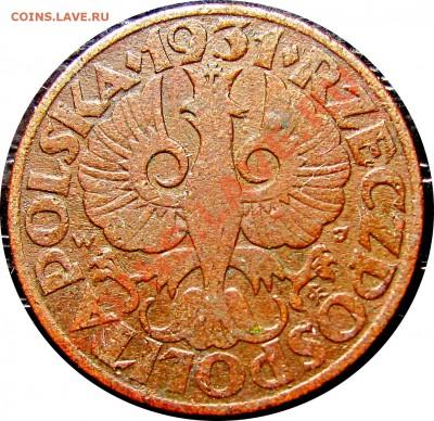 D47 Польша 5 грошей 1931 до 13.10 в 22°° - D47 5 1931_2