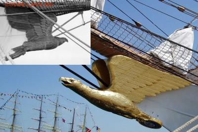 Монеты с Корабликами - Носовая фигура