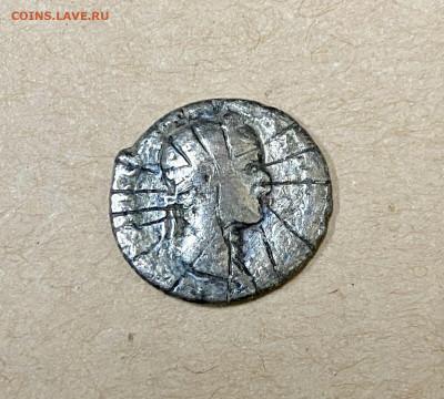 Кто и для чего делали насечки на монетах? - turned