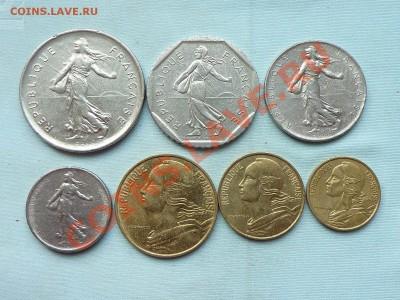 С 1 РУБЛЯ подборка монет ФРАНЦИИ до 14.10.11 в 22-00 - MEMO0002.JPG