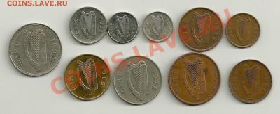 2 пенни-1 фунт,10 штук,до 14.10 22:00 МСК - ирландия2 001
