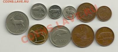 2 пенни-1 фунт,10 штук,до 14.10 22:00 МСК - ирландия1 001