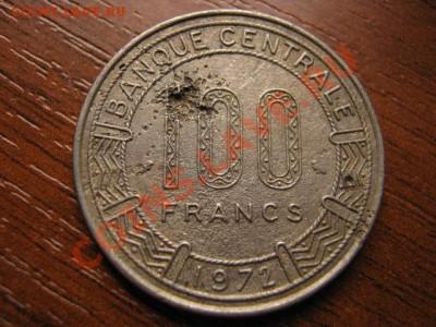 Камерун 100 франков 1972 год тип до 11.10 в 21.00 М - Изображение 054