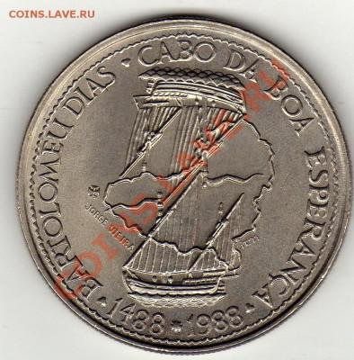 Португалия 100 эскудо 1988 Б.Диаш до 13.10.11 22ч (669) - img441