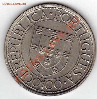 Португалия 100 эскудо 1988 Б.Диаш до 13.10.11 22ч (669) - img442