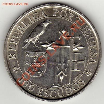 Португалия 100 эскудо 1987 Антонио из Крато 13.10. 22ч (674) - img454