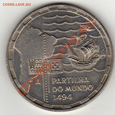 Португалия 200 эскудо 1994 Раздел мира до 13.10. 22ч (676) - img467