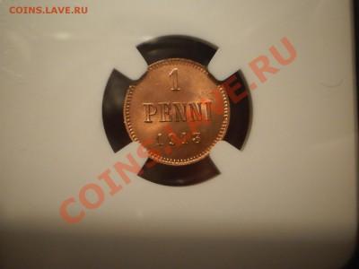 1 пенни 1913 MS66 RD - P1010699.JPG