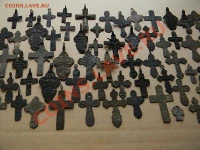 Заинтереует ли кого коллекция КОПАНЫХ крестиков? - k 1
