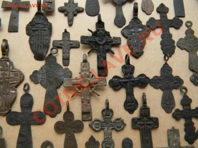 Заинтереует ли кого коллекция КОПАНЫХ крестиков? - k 2