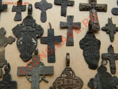 Заинтереует ли кого коллекция КОПАНЫХ крестиков? - k 3