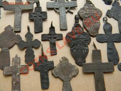 Заинтереует ли кого коллекция КОПАНЫХ крестиков? - k 4