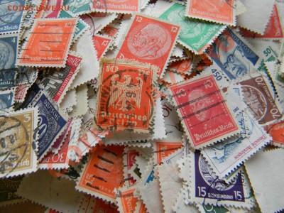 3000 почтовых марок Германии. Недорого. - m 1