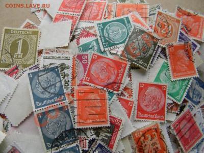 3000 почтовых марок Германии. Недорого. - m 2