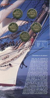 Монеты с Корабликами - NL SchiffeAv