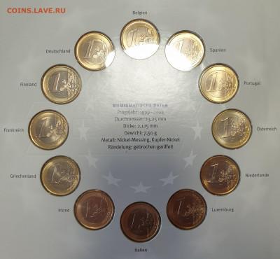 Наборы ЕВРО, Ватикан, юбилейные Евро в буклетах! Оценка! - 20210402_104434