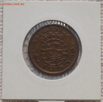Португальская Ангола 1 Эскудо 1963 до 08.04.21 в 22:00 - Эскудо_2.JPG