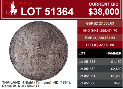 Монеты Тайланда - 166713976_3270826366353755_5467410773325772832_n