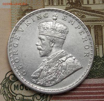 1 рупия 1911 г. Британская Индия. Георг V до 11.04  22:00 - DSCN0042 (2).JPG