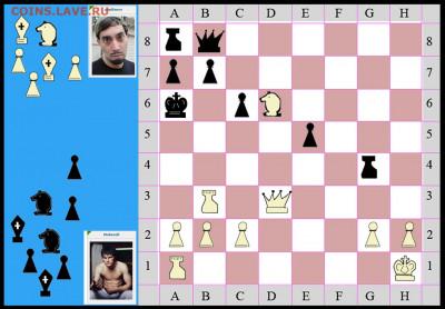 Шахматная партия на Самаре. - Шахматы БЕЛЫМИ с фигурами (копия) 2