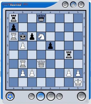 Шахматная партия на Самаре. - Makaveli-yepifanov 2021-04-25