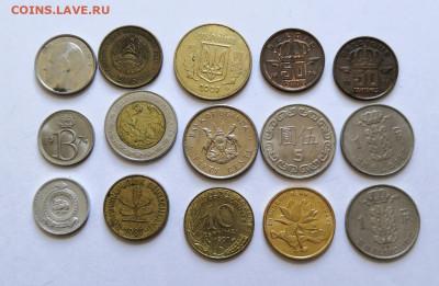 15 иностранных монет - IMG_20210501_133010