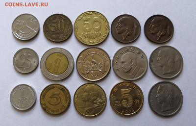 15 иностранных монет - IMG_20210501_133025