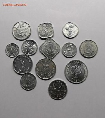13 алюминиевых монет мира - IMG_20201013_190902