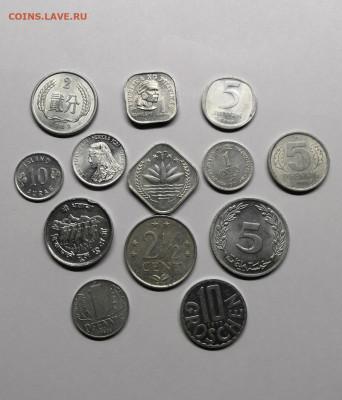 13 алюминиевых монет мира - IMG_20201013_190802