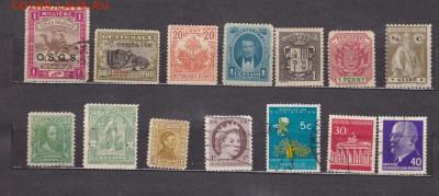 марки иностраные - иностр с