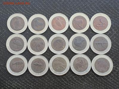 Красная книга полный набор 15 монет. В коллекцию. До 05.05. - IMG-20210504-WA0000