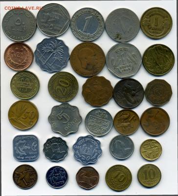Иностранные монеты по фиксу -2. До 10.05.2021 - лот2 - 0001