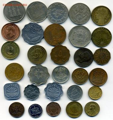 Иностранные монеты по фиксу -2. До 10.05.2021 - лот2 - 0002