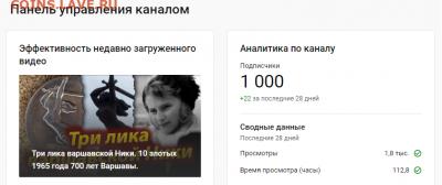 YouTube-канал Obverse Club (Аверс клуб) - 1000_2