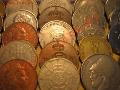 96 иностранных монет без Повторов в НОВОМ АЛЬБОМЕ. - 100 монет 1.JPG